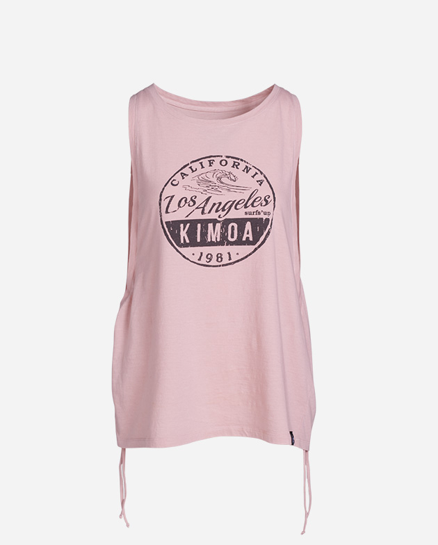 Make my day pink Tee | KIMOA