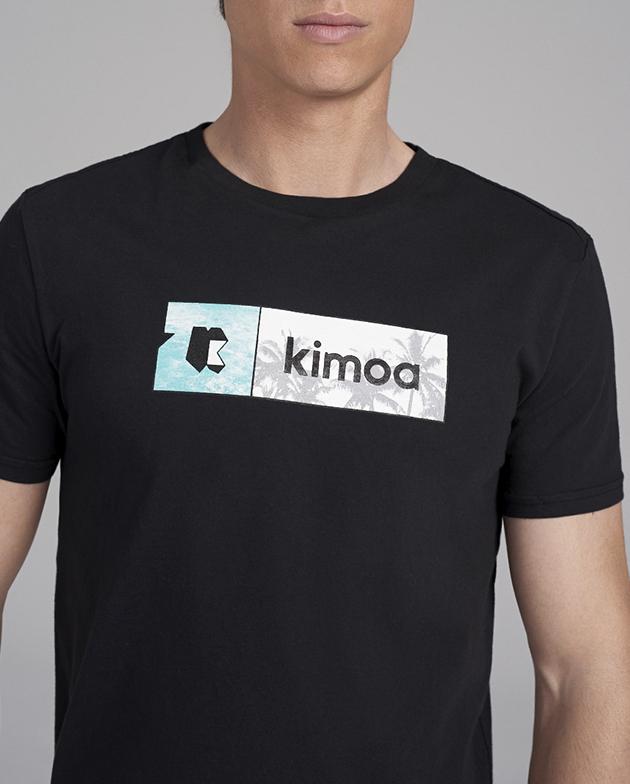 Just me Tee black | KIMOA