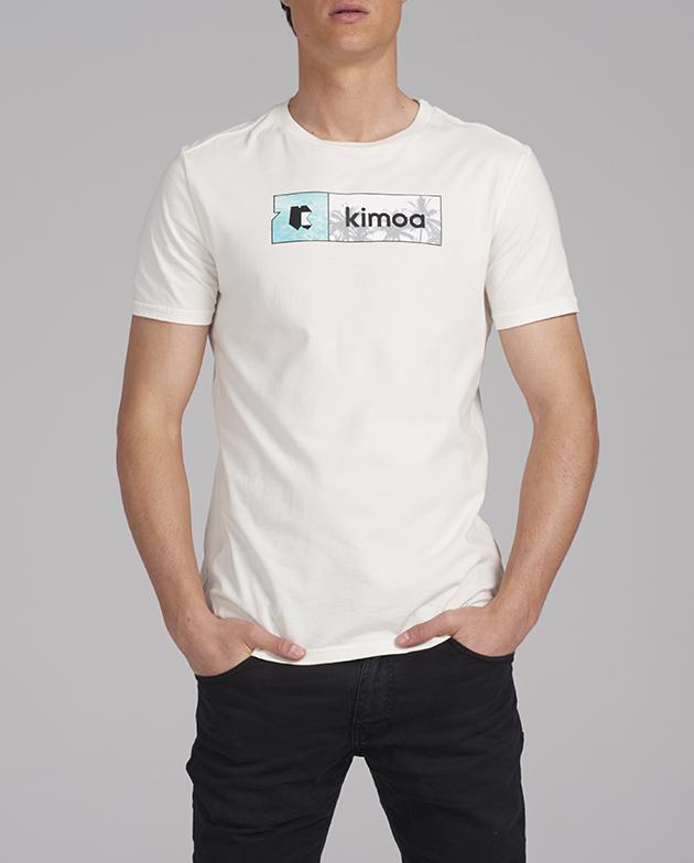 Just me white tee | KIMOA