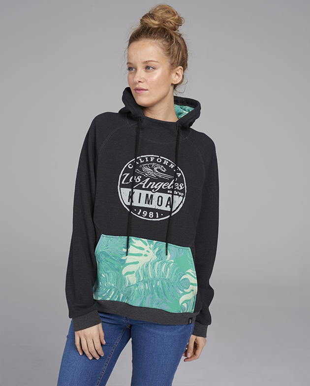 Wind in my face Hoodie | KIMOA