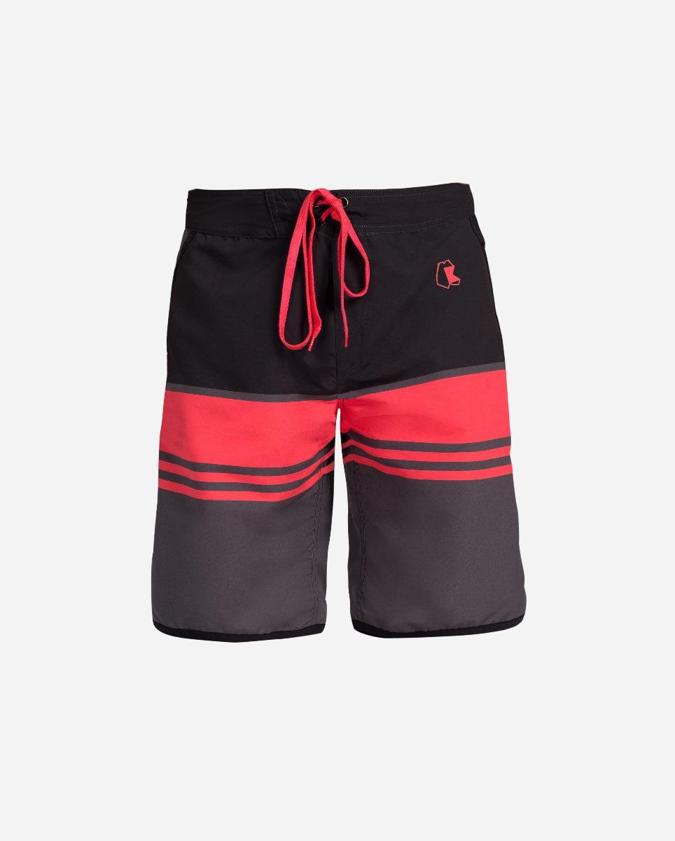 Deep dive Swimwear red | KIMOA