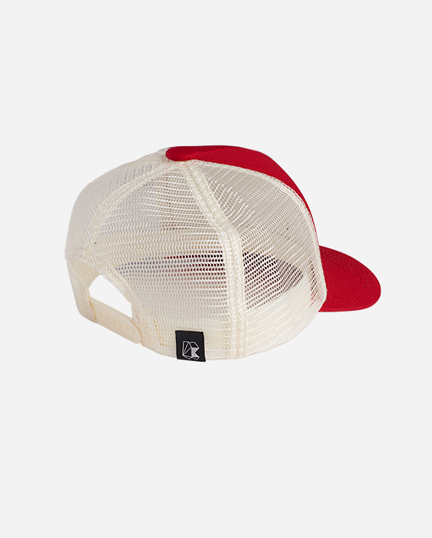 Come with me Cap red | KIMOA