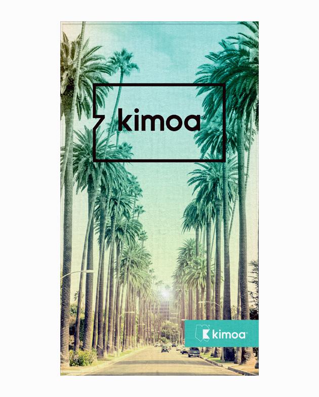 California sensations towel | KIMOA