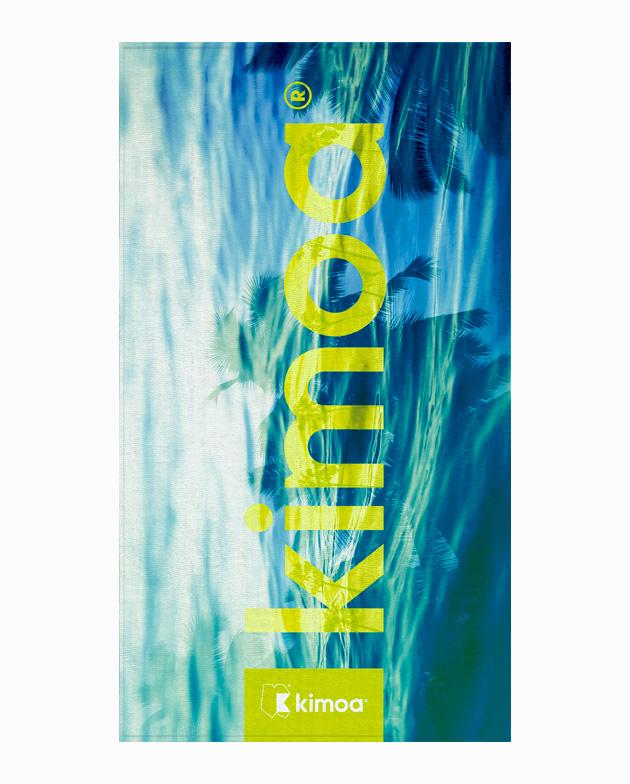 Ocean reflections towel | KIMOA